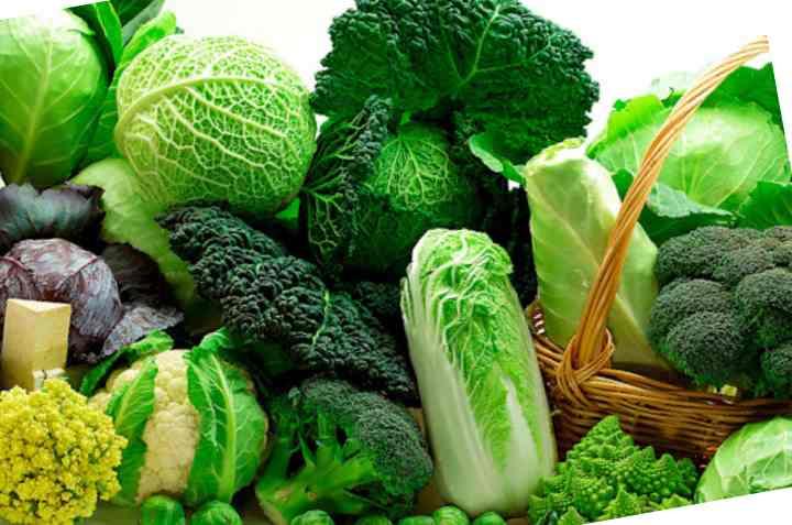 В составе капусты много витаминов